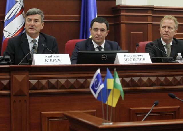 Практичний урок Конгресу місцевих та регіональних влад Ради Європи українським делегатам