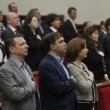 Виконання державного гімну депутатами Київради