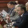 Депутат Київради Крикунов Юрій Володимирович виступає під час пленарного засідання Київради