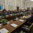 """Засіданні круглого столу """"100 днів об'єднаних територіальних громад: Здобутки. Проблеми. Перспективи"""""""