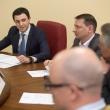 Зустріч Володимира Прокопіва з Генеральним секретарем Конгресу місцевих та регіональних влад Ради Європи паном Андреасом Кіфером